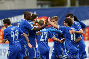 Алан КАСАЕВ внес важный вклад в победу «Динамо»