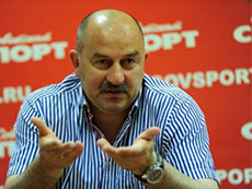 Станислав ЧЕРЧЕСОВ: «Я являюсь тренером, а не специалистом по финансам»
