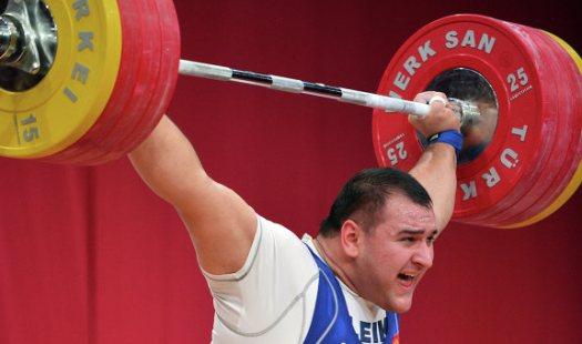 Albegov Rusl world chempion -1