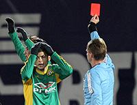 Нерадостный рекорд футбольной Осетии