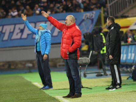 Станислав ЧЕРЧЕСОВ: «Мы свою работу делаем. Но важна стратегия клуба»