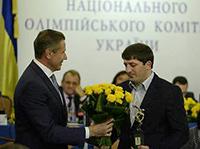 Сергей БУБКА чествовал Ибрагима АЛДАТОВА