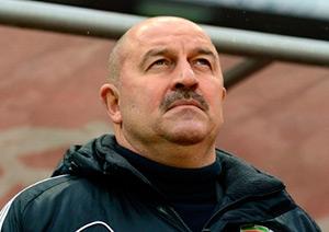 На пост главного тренера казанского «Рубина» основным кандидатом считают Станислава ЧЕРЧЕСОВА
