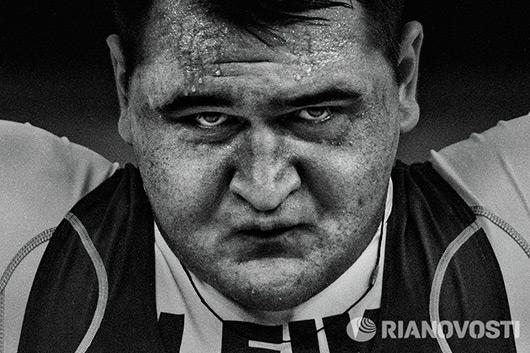 Руслан АЛБЕГОВ помог завоевать золотую медаль фотокорреспонденту РИА Новости