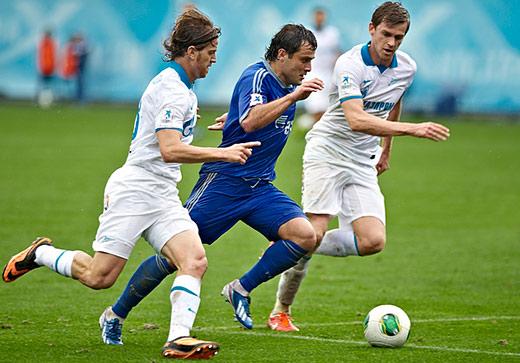 Алан КАСАЕВ может остаться в московском «Динамо»