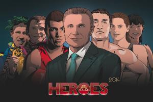 Эльбрус ТЕДЕЕВ включен в календарь-2014 в рамках проекта «Герои»