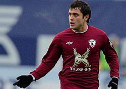 «Динамо» намерено выкупить у «Рубина» трансфер Алана КАСАЕВА