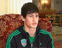 Виталий ГУДИЕВ: «Мне с «Тереком» повезло»