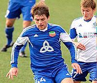 Руслан КАМБОЛОВ официально стал игроком «Рубина»