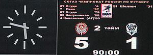 Команда Станислава ЧЕРЧЕСОВА вступила в весну крупной победой