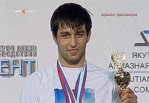 Сослан РАМОНОВ впервые стал чемпионом России