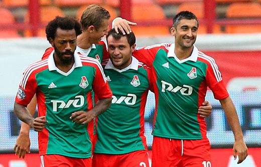 Алан КАСАЕВ отметил полноценный дебют в «Локомотиве» забитым голом