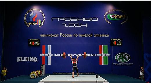 Тима ТУРИЕВА с огромным преимуществом выиграла чемпионат России