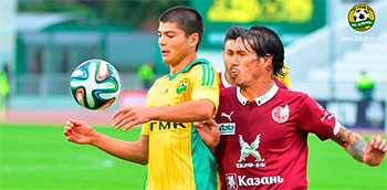 Голевой пас Арсена ХУБУЛОВА позволил «Кубани» одержать волевую победу