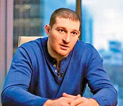 Министр спорта Северной Осетии Хасан БАРОЕВ: «Мне не хватает борьбы»