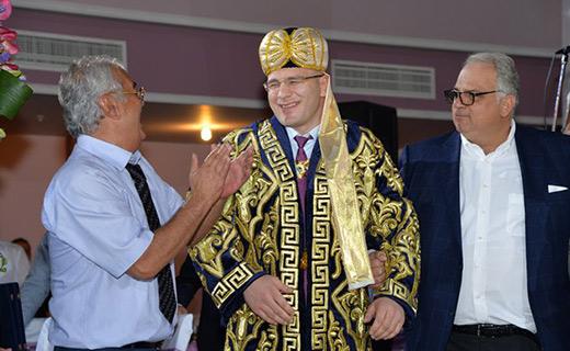 Артур ТАЙМАЗОВ, Аслан ХАДАРЦЕВ и Бесик КУДУХОВ вошли в Зал Славы FILA