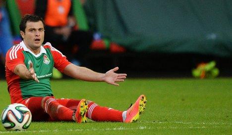 Алан КАСАЕВ: «Возраст у меня – самый сок для футбола»
