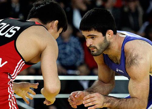 Алан ГОГАЕВ делает решающий шаг к золотой медали.