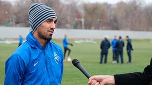 Алан ЧОЧИЕВ: «Первые 20 минут думал, что играем против «Барселоны»