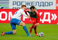Алан КАСАЕВ стал главным творцом невероятной победы над «Динамо»