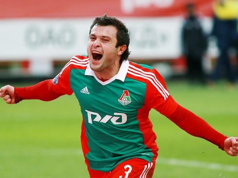 Алан КАСАЕВ принес «Локомотиву» победу над «Спартаком»