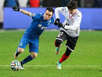 Команда Станислава ЧЕРЧЕСОВА уходит в зиму на третьем месте