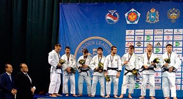 Дзюдоисты Северной Осетии стали вице-чемпионами клубной Европы
