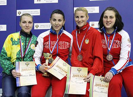 Аида ШАНАЕВА – обладательница Кубка России