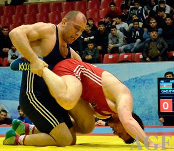 Хетаг ГОЗЮМОВ и Александр ГОСТИЕВ стали чемпионами Азербайджана