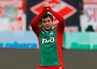 Болельщики «Локомотива» назвали Алана КАСАЕВА лучшим игроком ноября