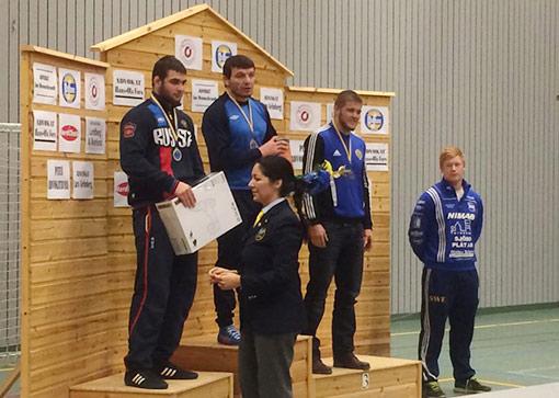 Рустам ТОТРОВ уверенно победил в Швеции