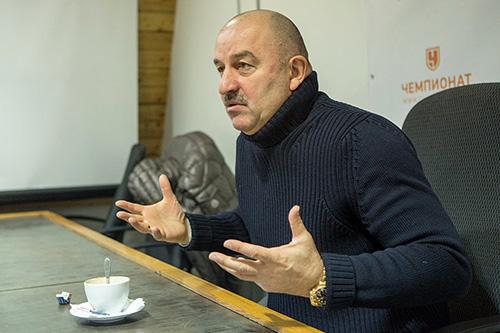 Станислав Черчесов — основной кандидат на пост главного тренера сборной России