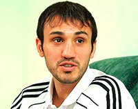 Георгий ДЖИОЕВ будет играть за «Томь»