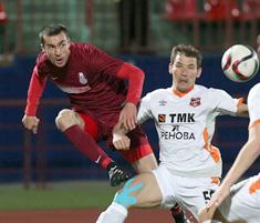 Аслан ДУДИЕВ помог «Мордовии» одержать волевую победу