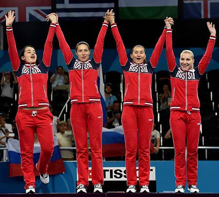 Яна АЛБОРОВА все-таки стала чемпионкой Европейских игр